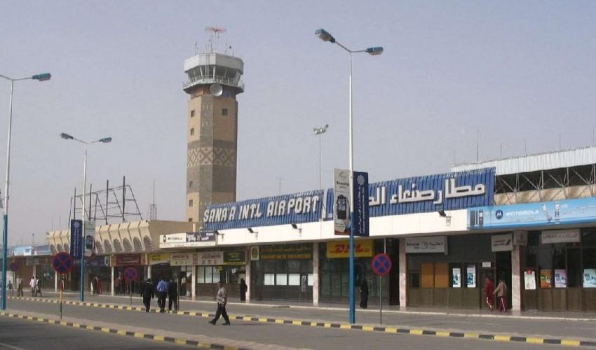 عاجل ورد الآن  | وصول 3 رحلات جوية إلى مطار صنعاء الدولي تمهيداً لإعادة افتتاحه الأسبوع المقبل بشكل رسمي ..!!