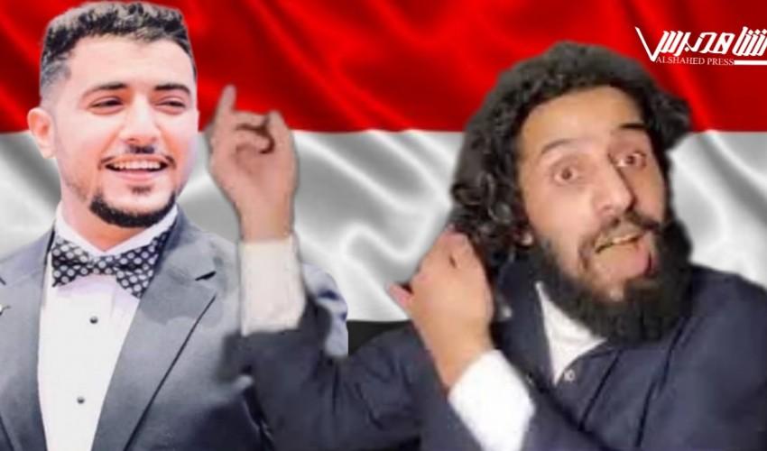 شاهد .. مصطفى المومري يعلق على مقتل عبدالملك السنباني ويصف عبدربه منصور هادي بالفتال ( فيديو )
