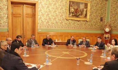 الخارجية الروسية تدعو لحوار شامل يضم الحوثيين ومصالح ومخاوف القوى السياسية في اليمن