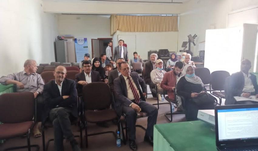 كلية الاعلام بجامعة صنعاء تناقش إقرار برنامج الماجستير بقسم الإذاعة والتلفزيون
