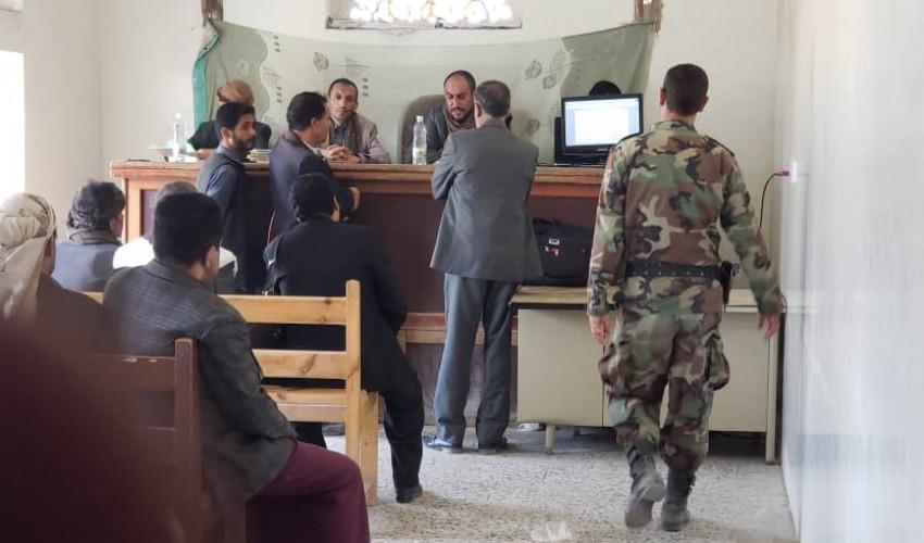 لأول مرة في تاريخ اليمن  .. محكمة غرب ذمار الابتدائية تعلن عقد أولى جلساتها باستخدام نظام الحوكمة