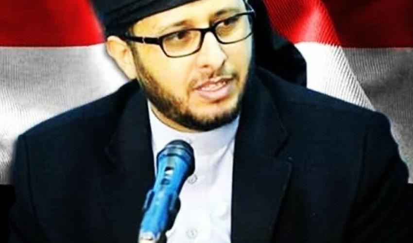 عاجل : التحالف ينشر أول فيديو مسجل لحسن العماد بعد ساعات من اعتقاله في سلطنة عُمان ( فيديو )
