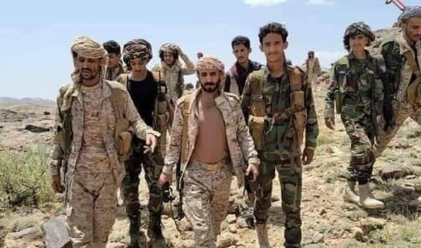 عاجل | شاهد بالصورة .. قوات الحوثي تأسر قائد اللواء 159 العميد عبدالحكيم الشدادي في حدود العبدية ( صورة )