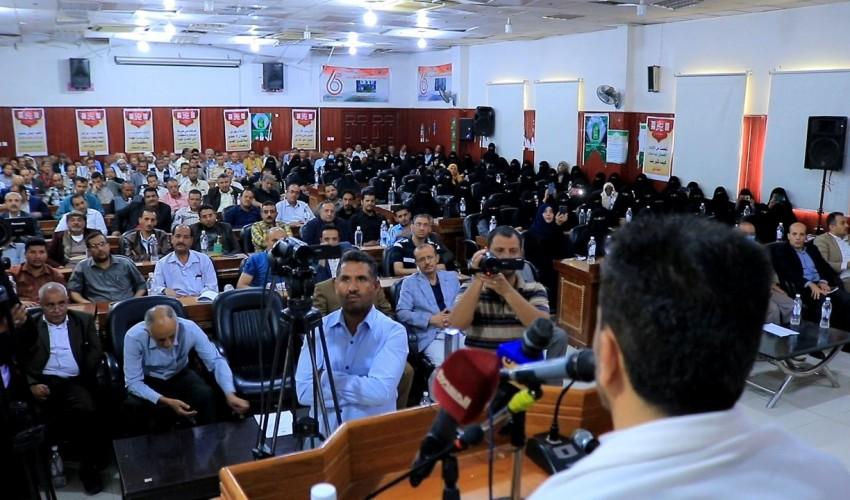 وزارة الصحة تُحيي ذكرى إستشهاد الإمام الحسين عليه السلام بفعالية خطابية وثقافية