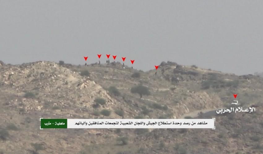 عاجل : الحوثيون يعلنون عن عملية عسكرية واسعة في مأرب ويؤكدون سيطرتهم على مديريات جديدة مطلة على مدينة مأرب