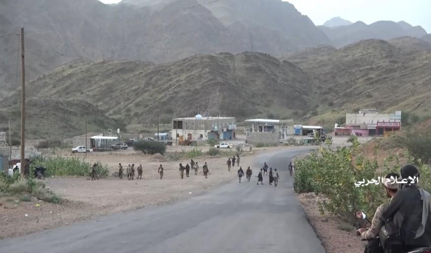 عاجل : بيان حوثي عاجل يكشف عن نصر كبير للجماعة في مأرب وينشر مشاهد حية للعملية