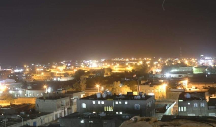 شاهد بالفيديو .. إعلام الحوثي ينشر مشاهد حية لمركز مدينة مأرب تم إلتقاطها من مسافة صفر ( فيديو )