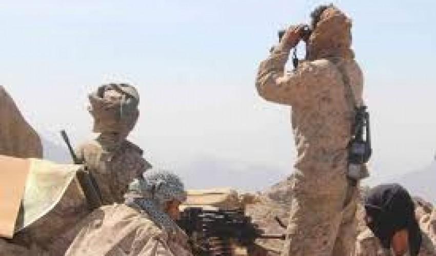 عاجل : هدوء حذر يُسود الجبهات الجنوبية الغربية لمدينة مأرب بعد 48 ساعة من المعارك العنيفة انتهت بسيطرة الحوثيين على هذه المناطق ..؟! ( اسماء المواقع)